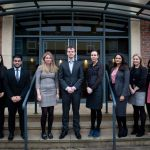 Six new recruits for SAS Daniels in Stockport
