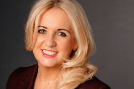 Stockport recruitment consultant, Jacqui Francis-Lamont, founder of Edengreave
