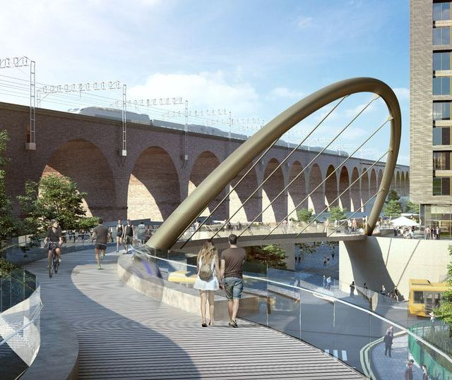 Stockport Council commit to replanting scheme to offset construction of transport interchange