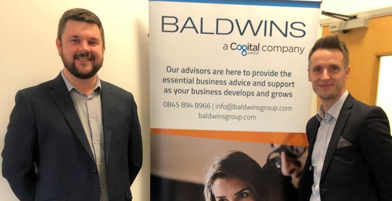 Accountancy group Baldwins makes number of promotions across the North West, including at Booth Ainsworth Stockport