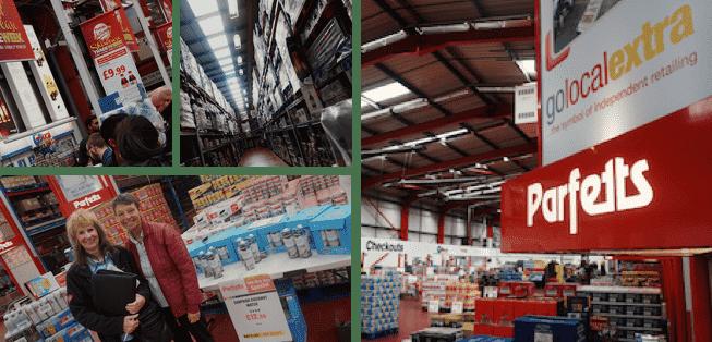 Stockport Wholesaler Parfetts Go Local