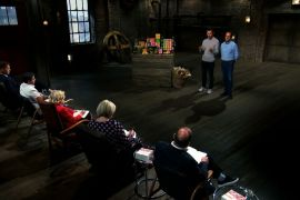 Gorvins client Drynks Unlimited make their pitch on BBC2's Dragons Den
