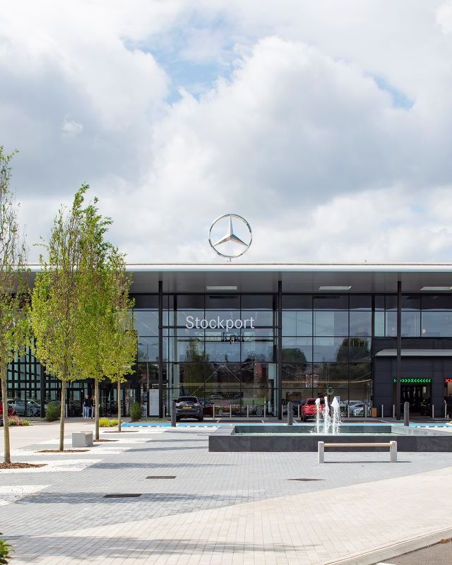 Mercedes-Benz of Stockport to reopen, LSH Auto announce