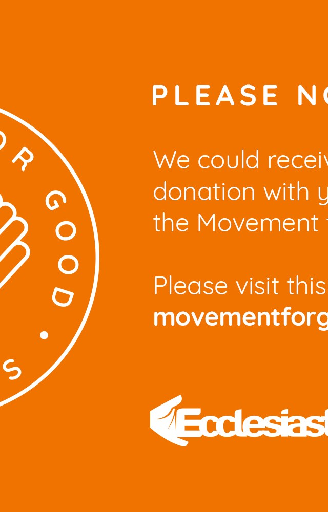 Stockport charity seeks help to win Movement for Good award