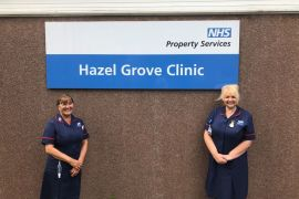Queen's honours for Stockport district nurses