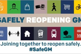 Safely Reopening Greater Manchester