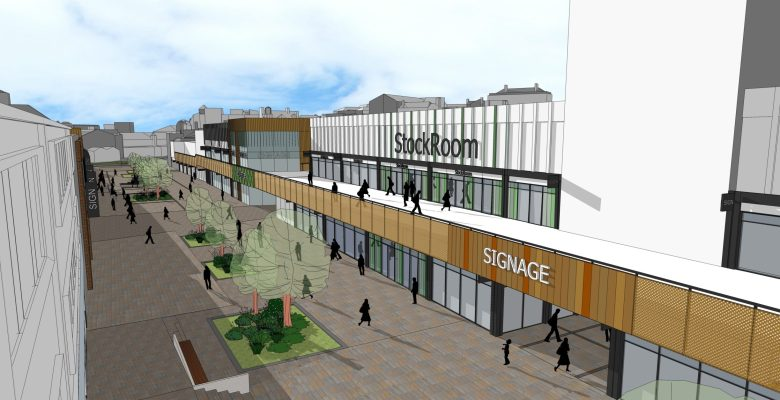 Stockport bids for Future High Street Fund with StockRoom project