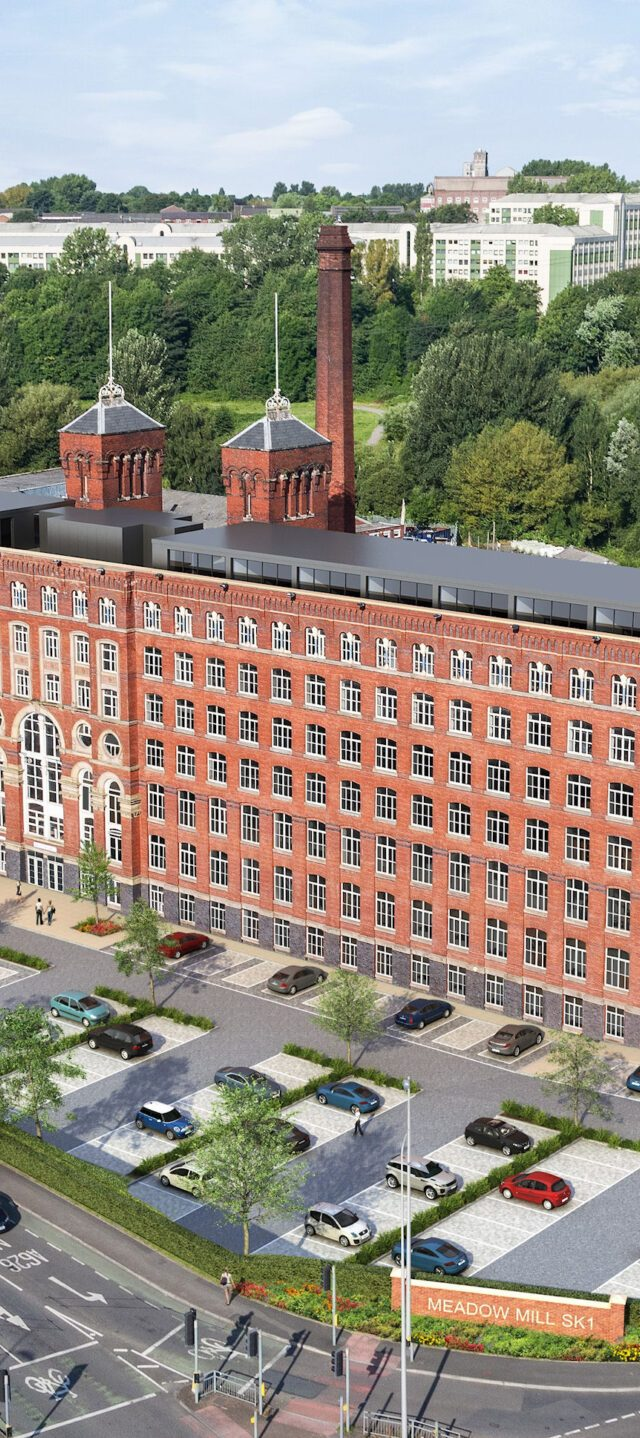 Stockport's Meadow Mill to receive £15 million makeover
