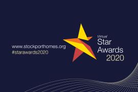 Stockport Homes customer STAR awards 2020