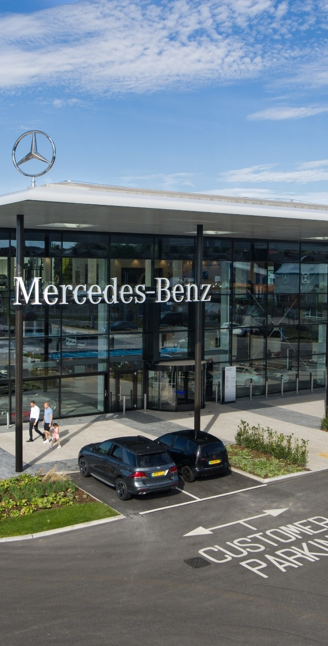 Mercedes-Benz of Stockport launches recruitment drive and celebrates first year results