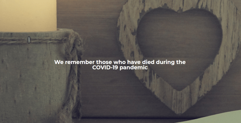 Covid-19 online book of remembrance