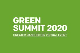 Greater Manchester Green Summit 2020
