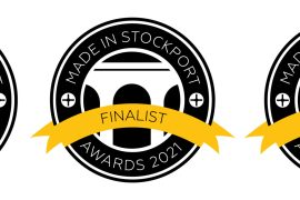 Made in Stockport Awards Badges