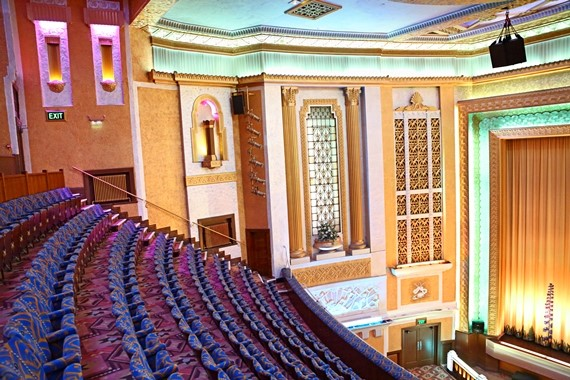 Stockport Plaza secures Culture Recovery Fund grant