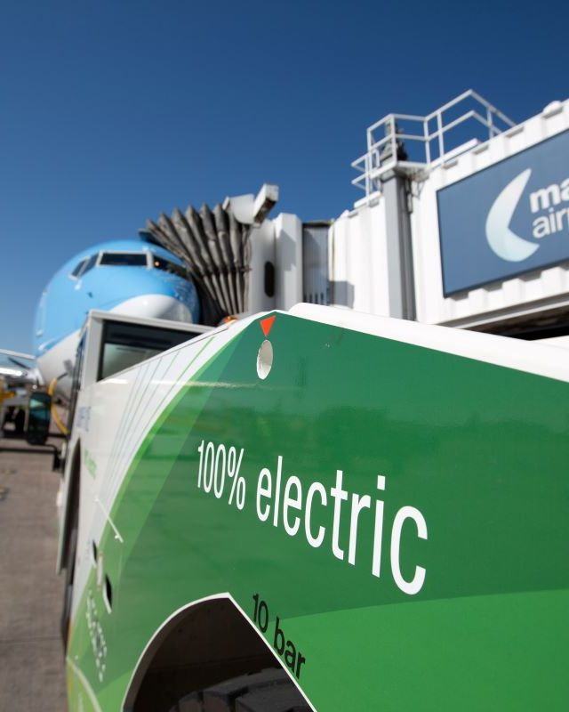 Manchester Airports Group announces  CarbonClick offsetting scheme for passengers