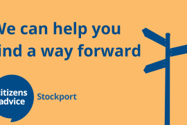 Citizens Advice reveals extent of its pandemic support to Stockport residents