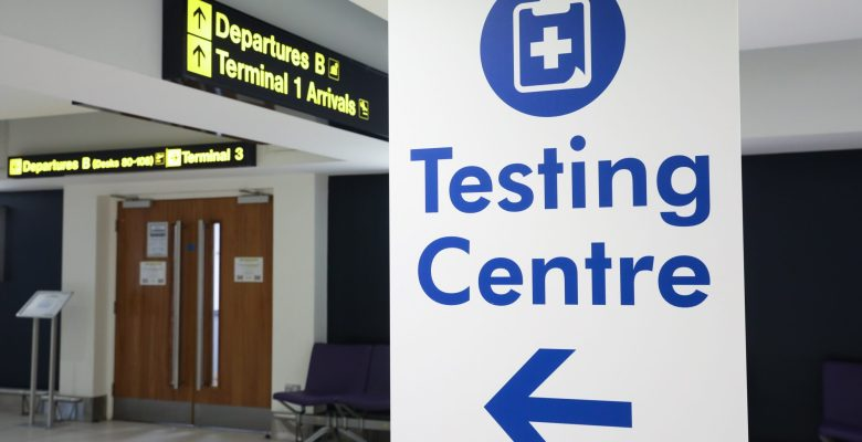 Manchester Airport unveils Covid-19 testing scheme for passengers