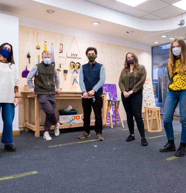 Merseyway Workshop opens offering DIY community space