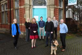 Stockport architecture practice starts year with five new hires