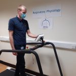 County step up for Stepping Hill with new treadmill