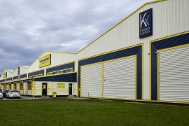 Cheadle toy firm agrees 100,000 sq ft warehouse deal