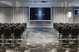 Edgeley Park refurbished conference and events centre