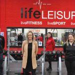 Life Leisure throws open its doors after lockdown closure (Ian Dixon Michaela Pennington Hannah Bowler Adelle Izzard)