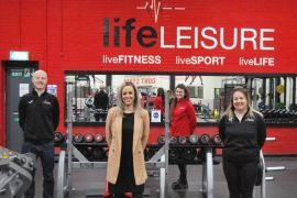 Life Leisure throws open its doors after lockdown closure (Ian Dixon Michaela Pennington Hannah Bowler Adelle Izzard)