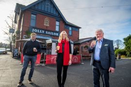 Pub group prepares for reopening after loss of two sites