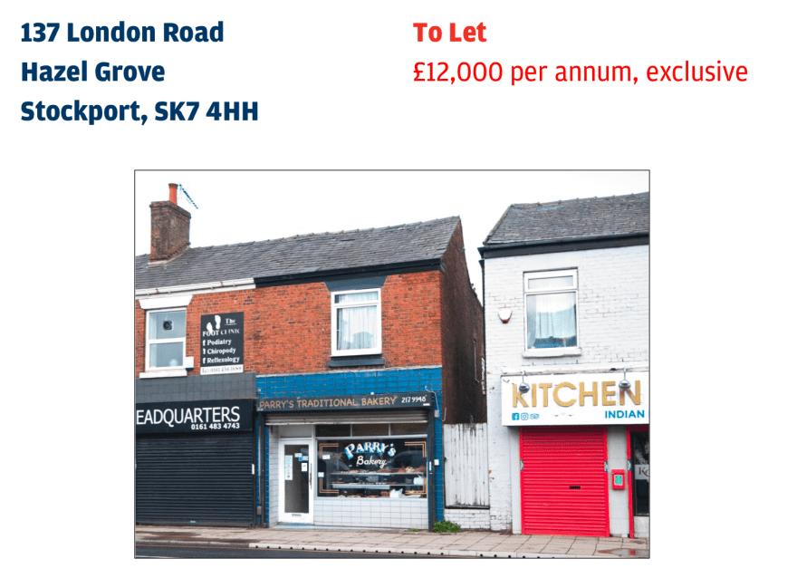 137 London Road Hazel Grove Stockport, SK7 4HH