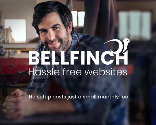 Bellfinch Websites