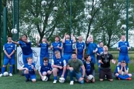 Seashell reveals new kit for CADS Football club