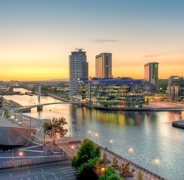 Lights, camera, action: Greater Manchester expands reputation as world-class media production hub