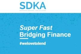 Cheadle bridging finance provider SDKA secures multi-million pound Aldermore bank facility