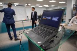 Chancellor RIshi Sunak launches Help to Grow scheme at Aston University