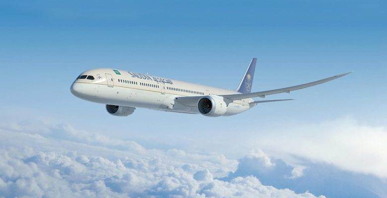 Saudi airline relaunches services from Manchester Airport