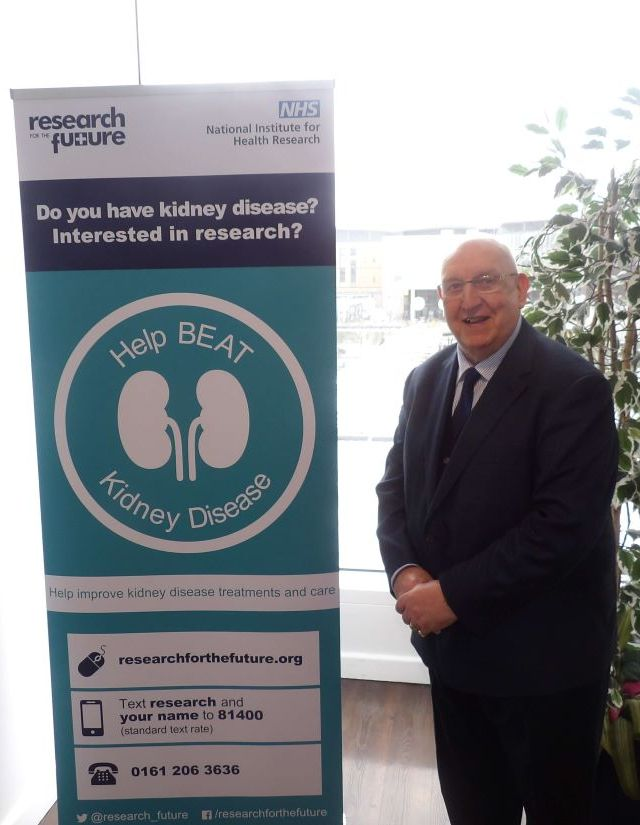 Greater Manchester NHS health research campaign celebrates 10th birthday