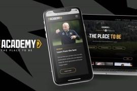 Platform81 Premier League Academy site