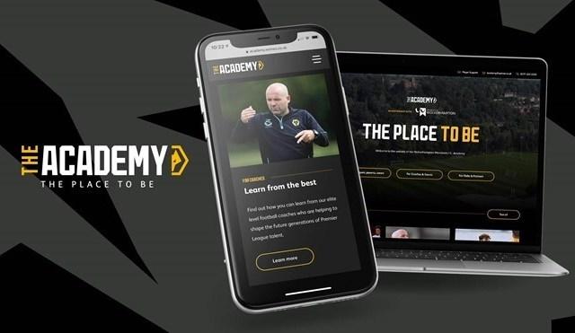 Platform81 deliver new Academy website for Premier League side
