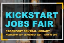 Stockport Kickstart Jobs Fair