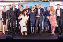 Totally Stockport win Stockport Award at SBAs 2021