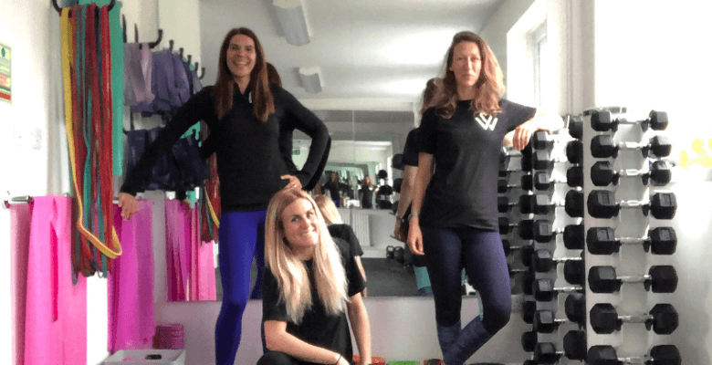Cheadle fitness studio expands team after successful first five months
