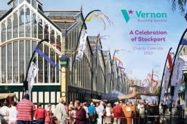 Vernon 2022 charity calendar goes on sale