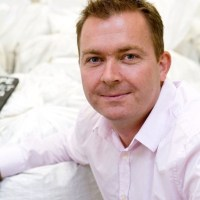 Robinsons Marketing Director, David Bremner