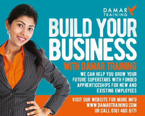 Damar Training Stockport