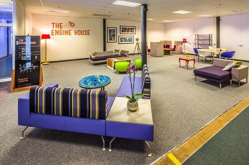 Stockport SBIC engine room