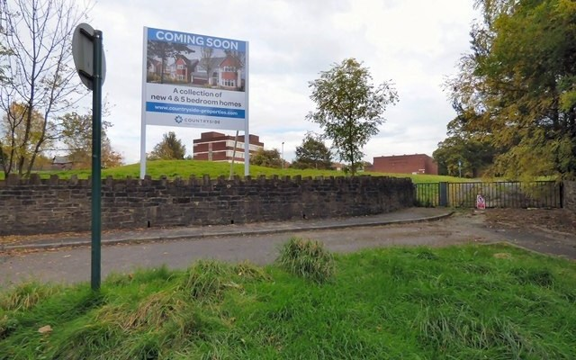 New homes in Stockport on site of former college in Greater Manchester