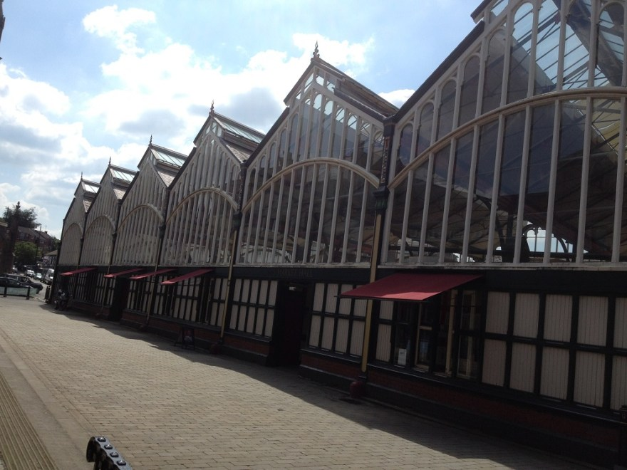 Stockport Council open consultation period on the future of the market