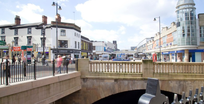 Stockport Town Centre