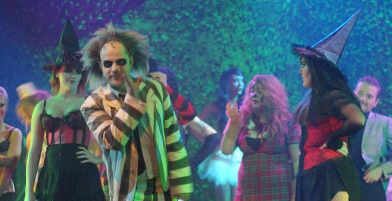 Rock 'n' Horror show is back!